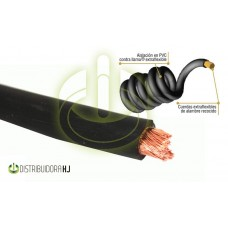 Cable soldadura   16 mm2 PVC NEG