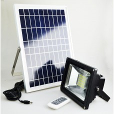Proyector LED  SOLAR / Control Remoto