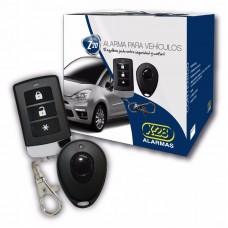 Alarma vehicular antirrobo presen vol Z20 RS