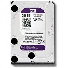Disco Rígido Western Digital 2tb purple